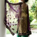 Qashang Party Wear Dresses 2013 for Ladies 003
