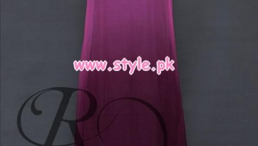 Ramira Party Wear Collection 2013 For Women 005