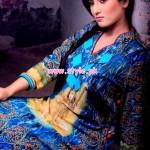 Resham Ghar Kurti Collection 2013 For Winter 002