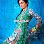 Resham Ghar Kurti Collection 2013 For Winter 003