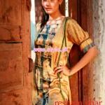 Resham Ghar Kurti Collection 2013 For Winter 005