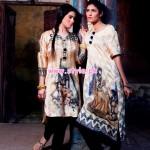 Resham Ghar Kurti Collection 2013 For Winter 006