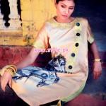 Resham Ghar Kurti Collection 2013 For Winter 011