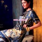 Resham Ghar Kurti Collection 2013 For Winter 012