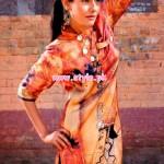Resham Ghar Winter Digital Printed Tunics 2013 018
