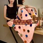 Sadaf Dziner Studio Winter Dresses 2013 For Women 002