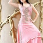 Sadaf Dziner Studio Winter Dresses 2013 For Women 007