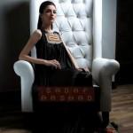 Sadaf Dziner Studio Winter Dresses 2013 For Women 009