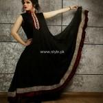 Sadia Hussain Winter Dresses 2013 for Ladies 003