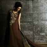 Sadia Hussain Winter Dresses 2013 for Ladies 005