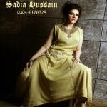 Sadia Hussain Winter Dresses 2013 for Ladies 006