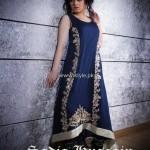 Sadia Hussain Winter Dresses 2013 for Ladies 009