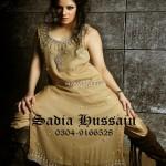 Sadia Hussain Winter Dresses 2013 for Ladies 010