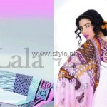 Sana and Samia Magnifique Collection 2013 by Lala 002
