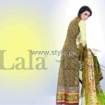Sana and Samia Magnifique Collection 2013 by Lala 004