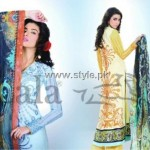 Sana and Samia Magnifique Collection 2013 by Lala 006