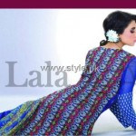 Sana and Samia Magnifique Collection 2013 by Lala 007