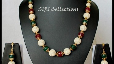 Siri Collections Jewellery Collection 2013 For Women 002