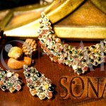Sonar New Jewellery Collection 2013 for Women 012