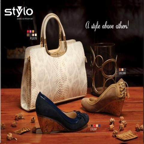 Stylo Footwear Collection 2013 For Women 002 shoes