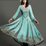 Sunar Winter Dresses 2013 For Women 002