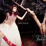 Teena by Hina Butt Winter Formals 2013 for Ladies 007