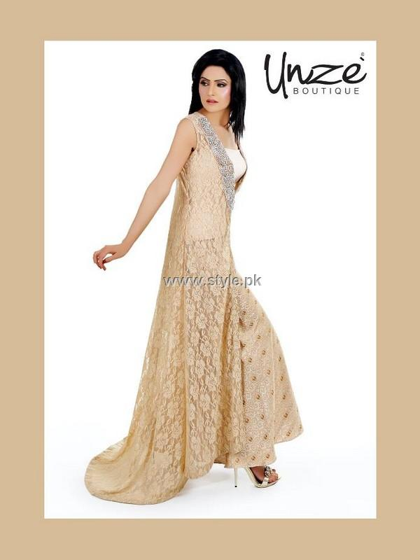 Unze Boutique Winter Collection 2013 for Ladies