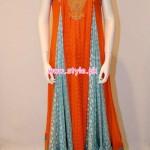 Vasim Asghar Party Dresses 2013 For Women 004
