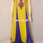 Vasim Asghar Party Dresses 2013 For Women 005