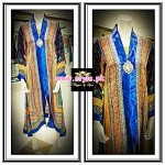 Vibgyor by Syra Party Wear Dresses 2013 For Girls 004