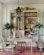 Vintage Home Offices Decoration Ideas 2013 0014