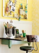 Vintage Home Offices Decoration Ideas 2013 0016