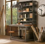 Vintage Home Offices Decoration Ideas 2013 0018