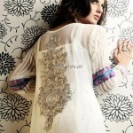 Wajahat Mansoor New Party Wear Dresses 2013 for Ladies 001