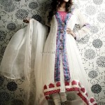 Wajahat Mansoor New Party Wear Dresses 2013 for Ladies 002
