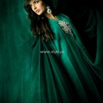 Wajahat Mansoor New Party Wear Dresses 2013 for Ladies 004