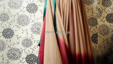 Wajahat Mansoor New Party Wear Dresses 2013 for Ladies