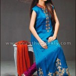 Wajahat Mansoor Party Wear Collection 2013 For Women 006