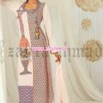 Zahra Ahmad Latest Winter Dresses 2013 005