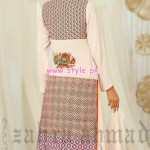 Zahra Ahmad Latest Winter Dresses 2013 007