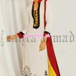 Zahra Ahmad Latest Winter Dresses 2013 008