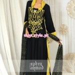 Zahra Ahmad Party Wear 2013 Collection 004