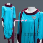 Zahra Ahmad Winter Arrivals 2013 For Girls 002