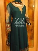 Zayn Rashid Party Wear Dresses 2013 for Women 002