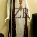Zayn Rashid Party Wear Dresses 2013 for Women 004