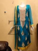 Zayn Rashid Party Wear Dresses 2013 for Women 006