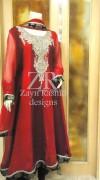 Zayn Rashid Party Wear Dresses 2013 for Women 008