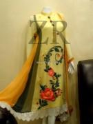 Zayn Rashid Party Wear Dresses 2013 for Women 009
