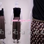 Zonia Anwaar Winter Dresses 2013 For Girls 004