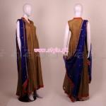 Zonia Anwaar Winter Party Dresses 2013 007